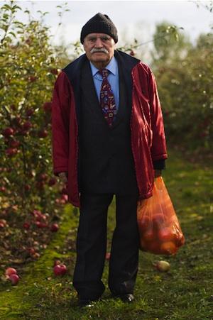 世界中で話題!83歳のおじいちゃんのファッションブログ