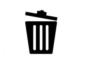アイデア ゴミ